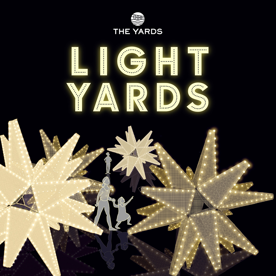 Light Yards 2020 - Yards Park