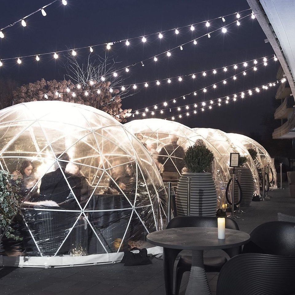 @nextwhiskybar - Igloo bar