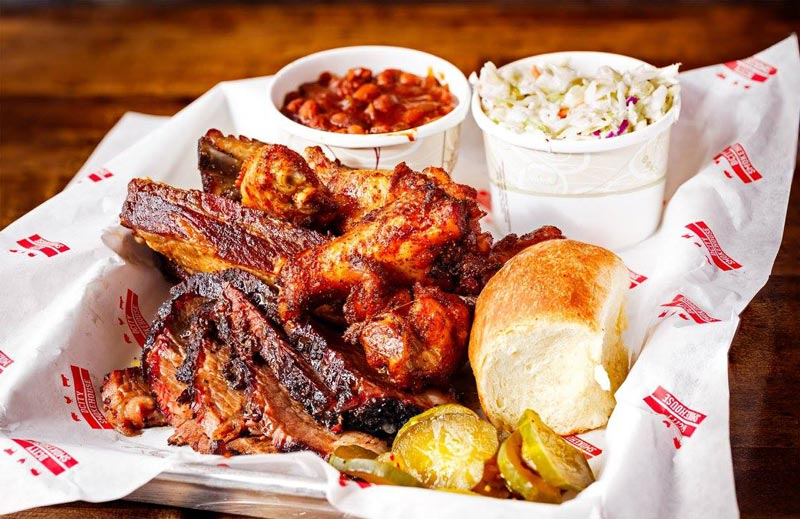 Barbecue from DCity Smokehouse - Best places to eat in DC's Bloomingdale neighborhood