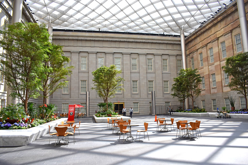 Kogod Courtyard - Unique Meeting Venue in Washington, DC