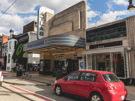 Atlas Theater and H Street Country Club on H Street NE - Things to do in Washington, DC
