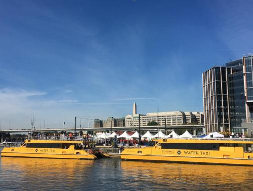 Waterfront Tours and Activities in Washington, DC